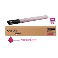 MINOLTA Toner Magenta pour Bizhub C258/C308 KATUN  (KAT-TN324M)