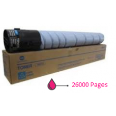 MINOLTA / DEVELOP Toner Magenta pour Bizhub C224/C224E Original  (TN321M)